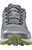 The North Face Litewave Fastpack GTX Shoes Men Zinc Grey/Scallion Green